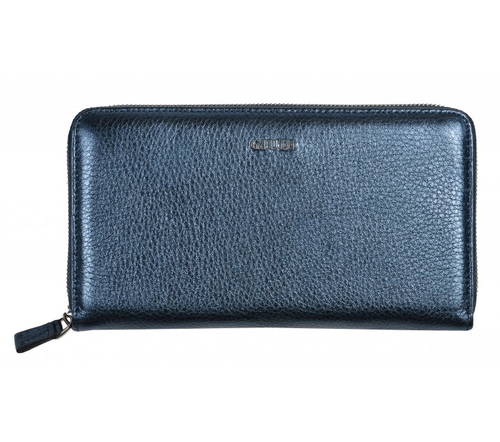 Giudi кошелек п6802/CIN/AE-07 кожа чинзано синий