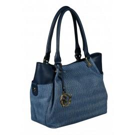 Ripani сумка 7122 SCILLA NJ кожа/замша синий